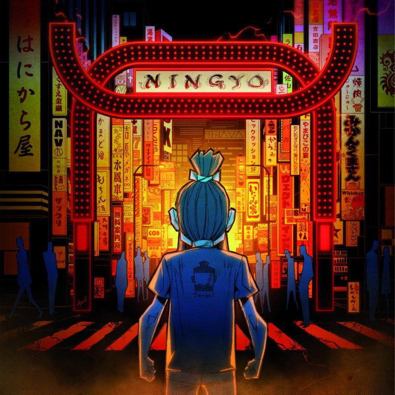 Senbeï - Ningyo